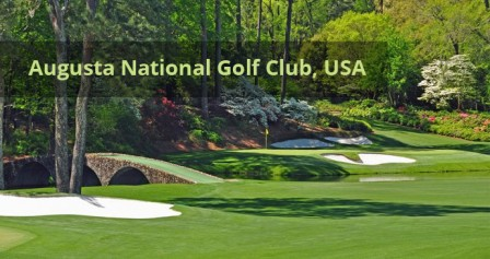 US golf course database