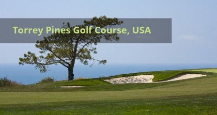USA Golf Course Database