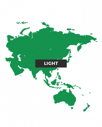 Asia Oceania Database Light