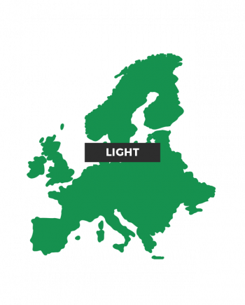 Europe Database Light