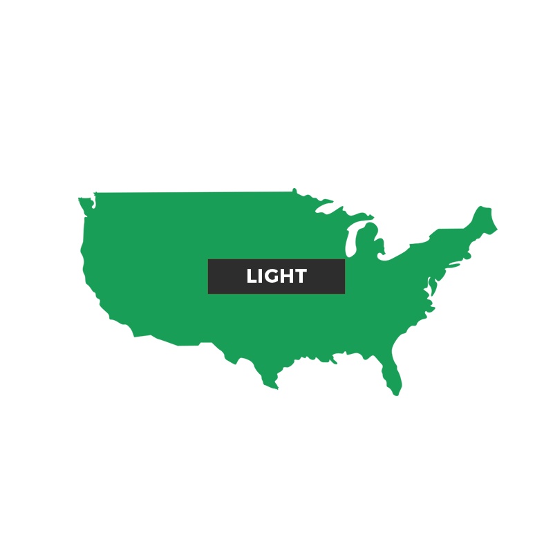 USA Database Light